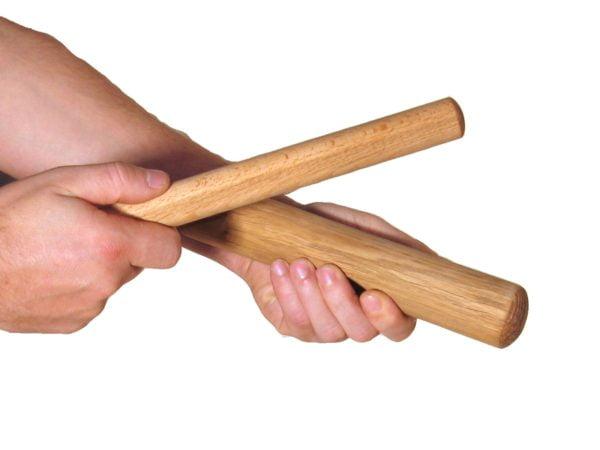 Claves v rukou